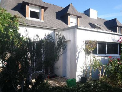 Extension 56270 PLOEMEUR en cours de chantier